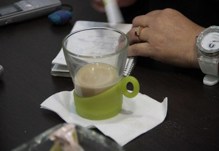 El consumo del café previene el padecimiento de híagado graso. (Tomás Álvarez/SIPSE)