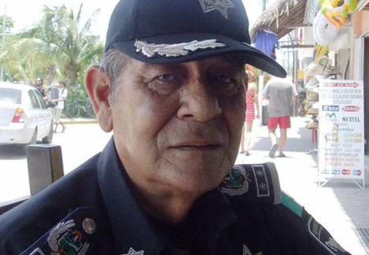 Francisco Hernández García, director de Tránsito municipal. (Rossy López/SIPSE)