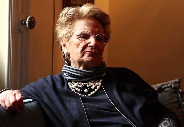 Liliana Segre, sobreviviente del nazismo, fue nombrada como senadora vitalicia por el presidente italiano Sergio Mattarella. (Foto: Quotidiano Piemontese)
