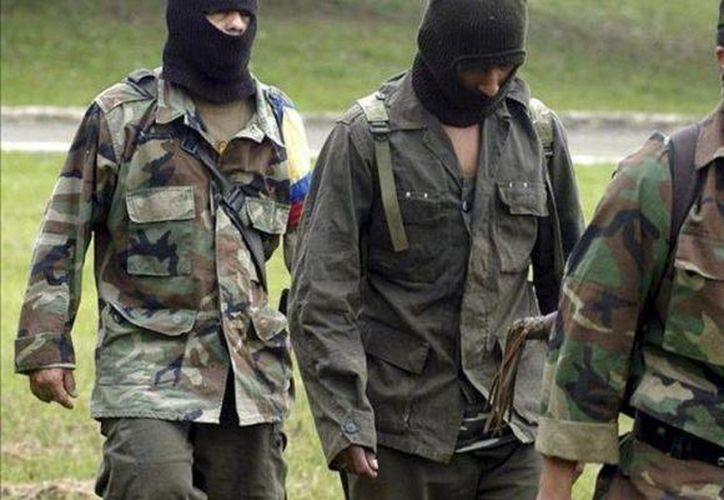 Los combates comenzaron el viernes, durante la persecución del Ejército a guerrilleros. (Archivo/EFE)