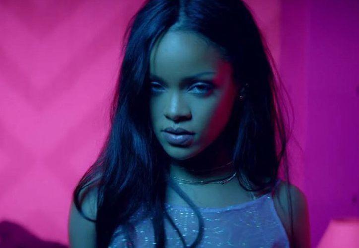 'Work' ha permanecido en lo alto de la lista Billboard Hot 100 durante nueve semanas. (Imagen tomada de Milenio)