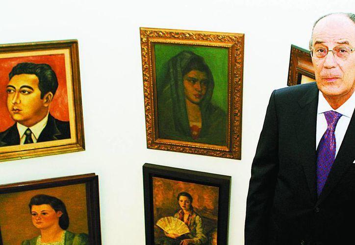 """Para prestar hace falta demanda"", dice Ruiz Sacristán. (Milenio)"