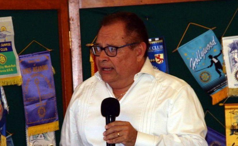 Ernesto Herrera Novelo, secretario de Fomento Económico y Trabajo. (Jorge Acosta/Novedades Yucatán)