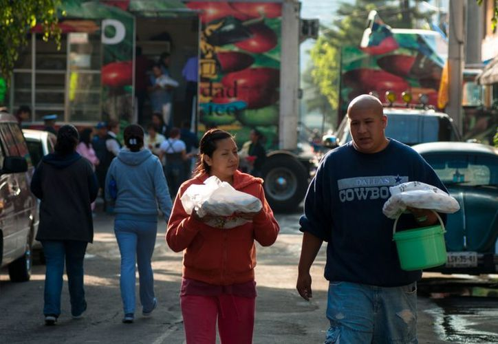 El FMI espera que en 2014, el PIB de México sea de 3.5%. (Notimex)