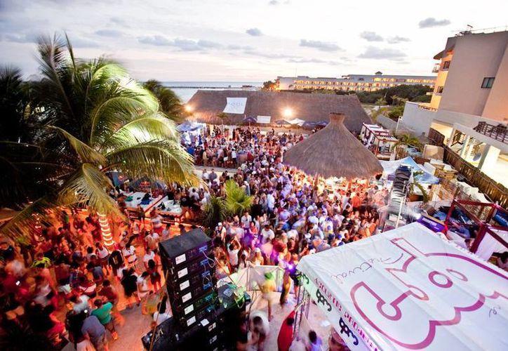 El festival es un atractivo turístico más que atrae visitantes de todo el mundo a la Riviera Maya. (Contexto/Internet)
