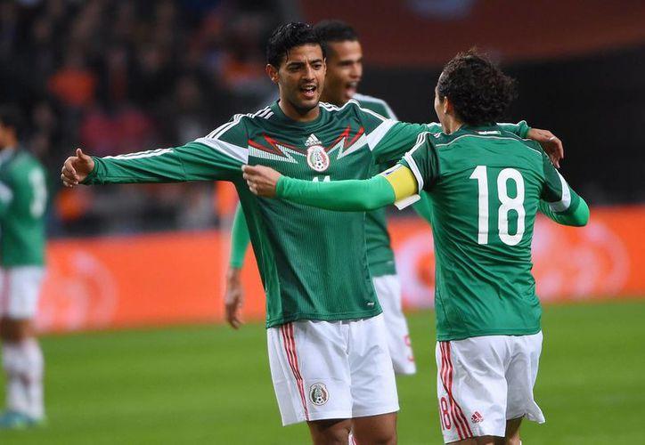 Carlos Vela no era convocado a la Selección mexicana, desde octubre de 2015, año en el que consiguieron el pase a la Confederaciones.(Notimex)