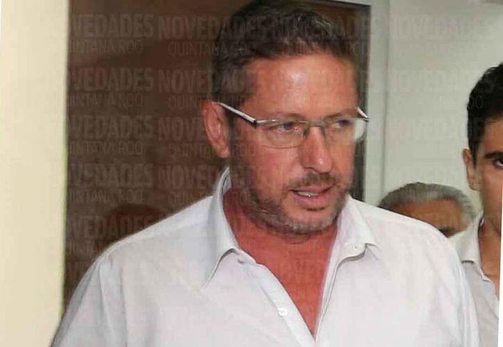 Tobin Cunningham presentó su renuncia  ante la Vocalía Ejecutiva Distrito. (Israel Leal/SIPSE)