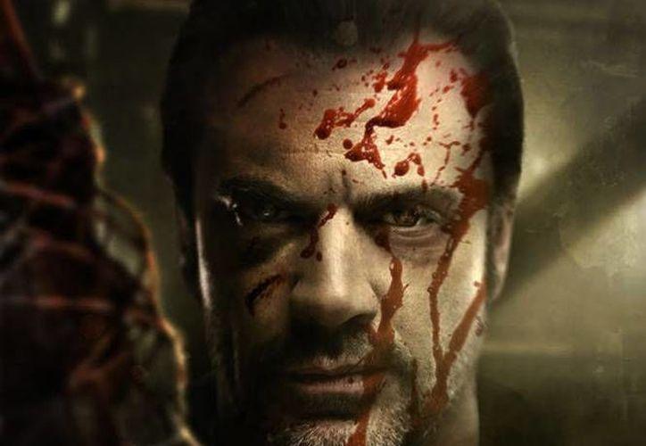 Negan es interpretado por el actor Jeffrey Dean Morgan, personaje que hará su aparición en The Walking Dead este lunes. (Imagen tomada de Excelsior)