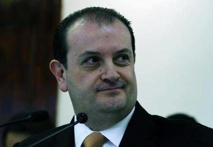 La situación legal de José Luis Marmolejo, acusado de cometer una millonaria extorsión, se determinará este sábado. (eleconomista.com.mx)