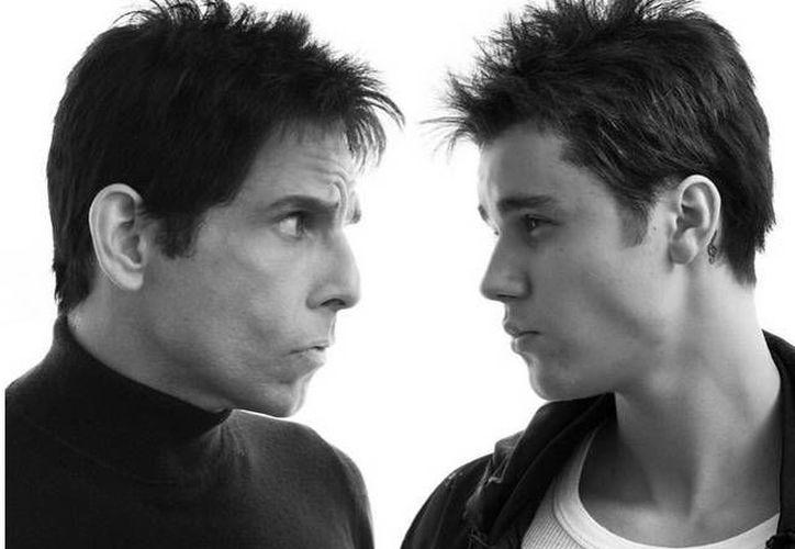Justin Bieber, quien este miércoles fue interrogado por la policía italiana, actuará en la segunda parte de Zoolander, al lado de Ben Stiller.