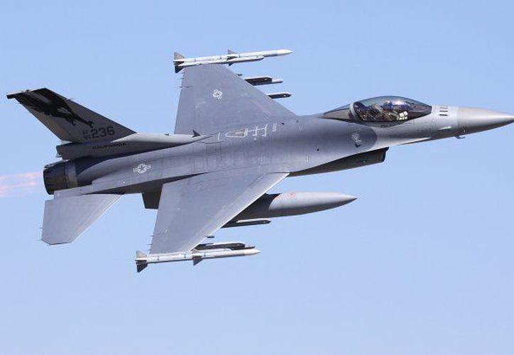 Los aviadores chinos los capacitan por si Estados Unidos inicia una guerra.(Foto: ultimahora.com)