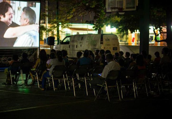 El Riviera Maya Film Festival continuará todo el año recorriendo el país. (Adrián Barreto/SIPSE)