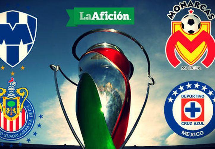 El 4 de abril inician las semifinales de la Copa Mx (Milenio)