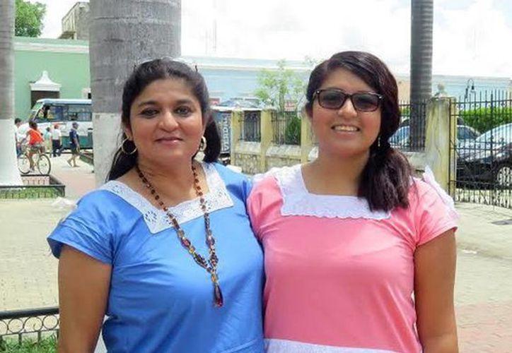 La joven Amairani Luciely Nava Herrera, viajará becada a Chile para una estancia académica. (Milenio Novedades)