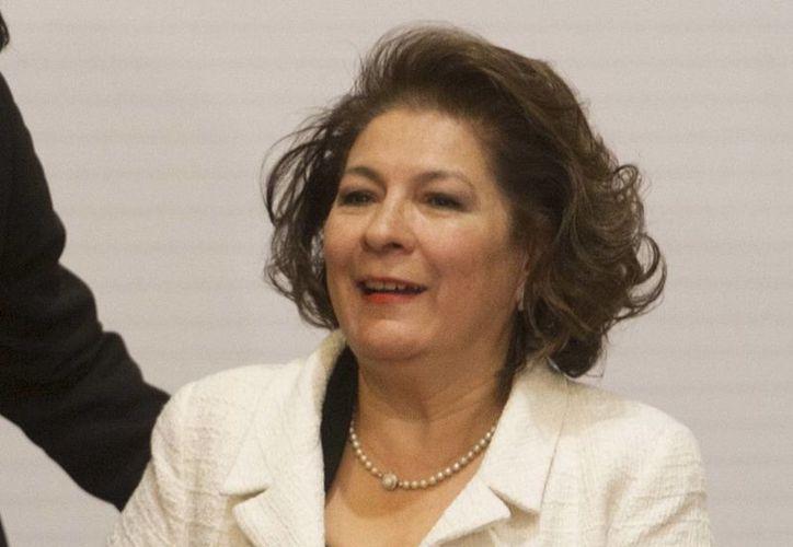 """La activista Miranda de Wallace aseguró que Guerrero es """"una bomba de tiempo"""" en cuanto a secuestros. (Notimex)"""