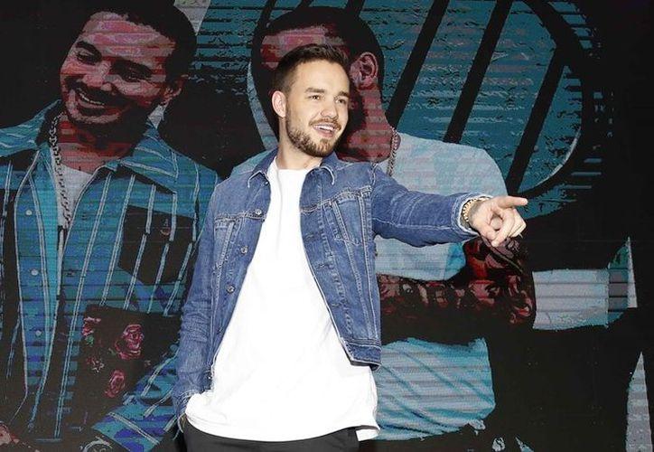 Liam Payne aprovechó su visita a México para saludar a sus fans. (vanguardia.com)