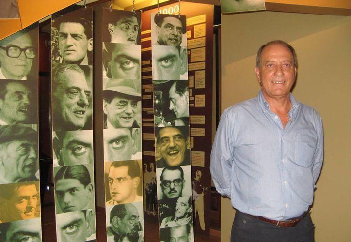 México supo estar a la altura en cuanto a homenajes a Luis Buñuel, señaló el alcalde de Calanda, ciudad donde nació el cineasta. (Notimex)
