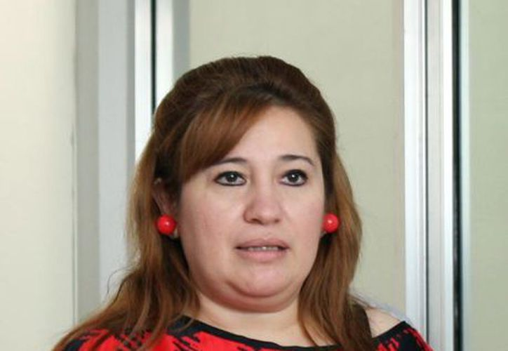 La fiscal general Celia Rivas. (Milenio Novedades)