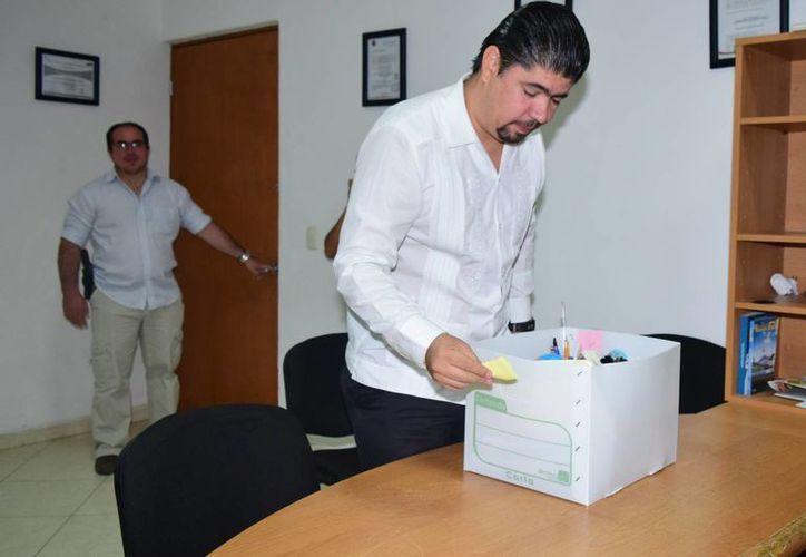Villanueva Arzapalo fue clara al externar que se está evaluando todas las áreas. (Gustavo Villegas/ SIPSE)