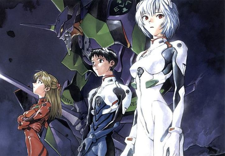 Netflix emitirá en 2019 los 26 episodios de la serie original Neon Genesis Evangelion. (Internet)