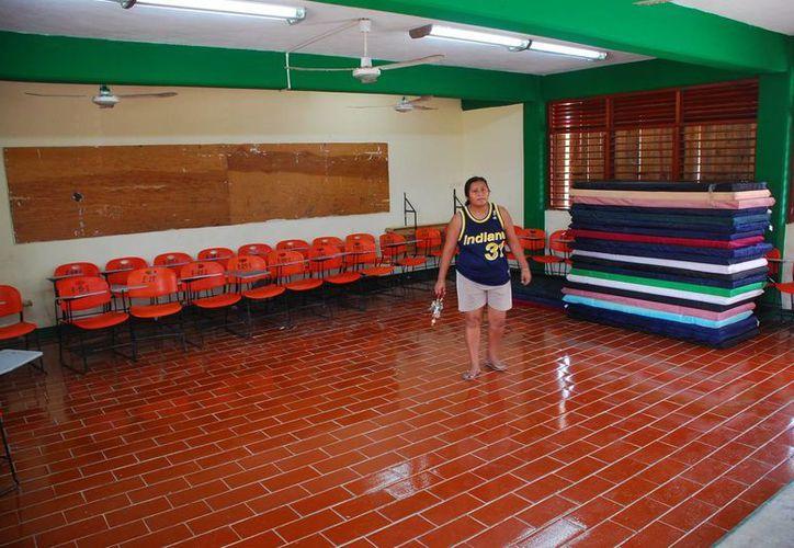 El Subcomité de Refugios Temporales ha contabilizado 36 refugios en Cancún para la próxima temporada de huracanes. (Tomás Álvarez/SIPSE)
