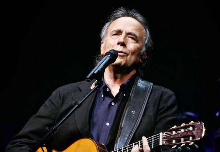 El cantautor español se presentará en Mérida después de cuatro años de ausencia en la ciudad. (Milenio Novedades)