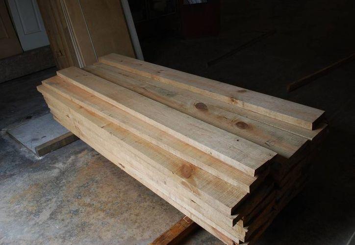 El total de la madera que entra a Yucatán, un 70 por ciento se importa de otros países y el otro 30 por ciento se adquiere en algunas partes del territorio nacional. (Archivo SIPSE)