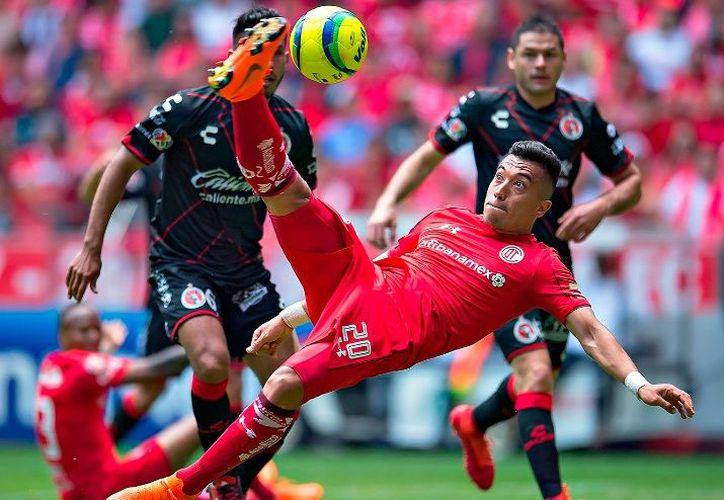 Luego de seis años de no estar en una, la escuadra mexiquense espera al ganador de la otra serie. (Twitter)