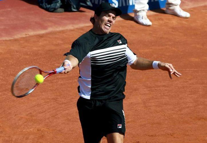 Berlocq (foto) considera que Nadal está mejor ahora que hace dos meses, cuando fue derrotado por el español. (EFE)