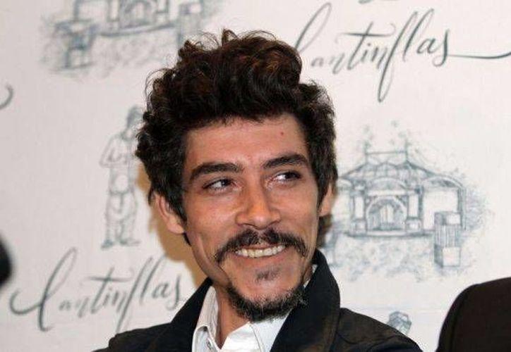 El director y actor, nieto de 'Cantinflas', espera que las críticas sean positivas y su cortometraje logre colarse en la terna del Óscar. (Agencias)
