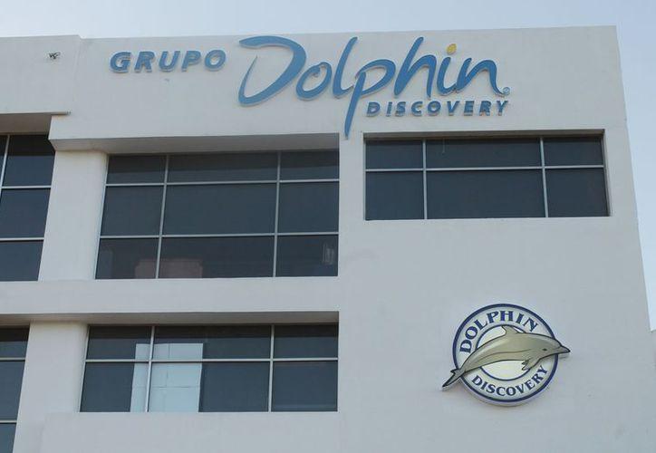 En las instalaciones del hotel Moon Palace se abrió un nuevo delfinario. (Jesús Tijerina/SIPSE)