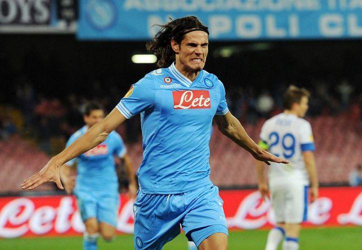A cambio de Cavani, el Manchester City se deshará de jugadores como Dzeko. (www.vavel.com)