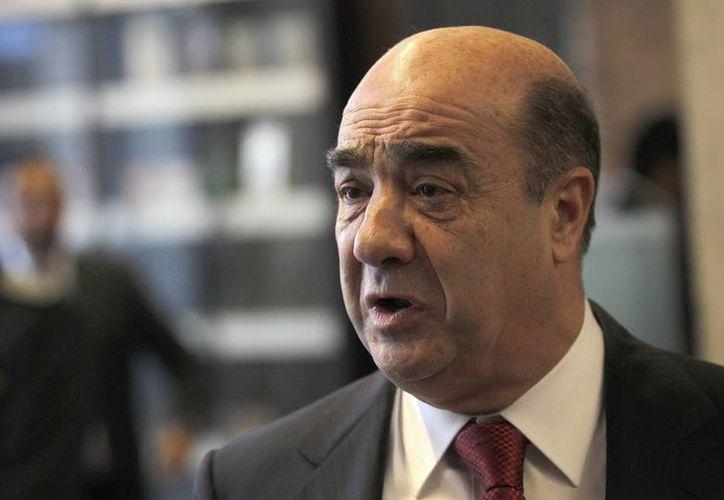 El titular de la PGR dijo que es necesario consolidar las instituciones de procuración de justicia. (Notimex)