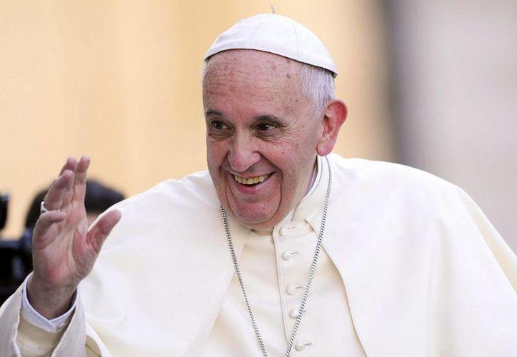 La visita de el Papa Francisco a Estados Unidos iniciará el próximo 22 de septiembre. (Archivo/EFE)