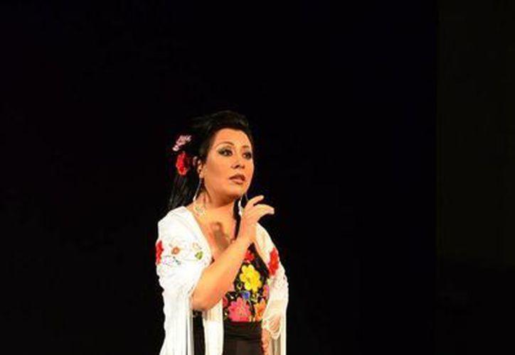 La soprano Laura Chuc  participará en el evento junto con Ciara Mullarkey. (Contexto/Internet)