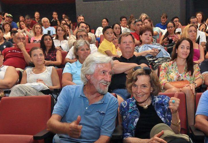Menos de un mes falta para que los amantes del buceo se concentren en Cozumel. (Gustavo Villegas/ SIPSE)