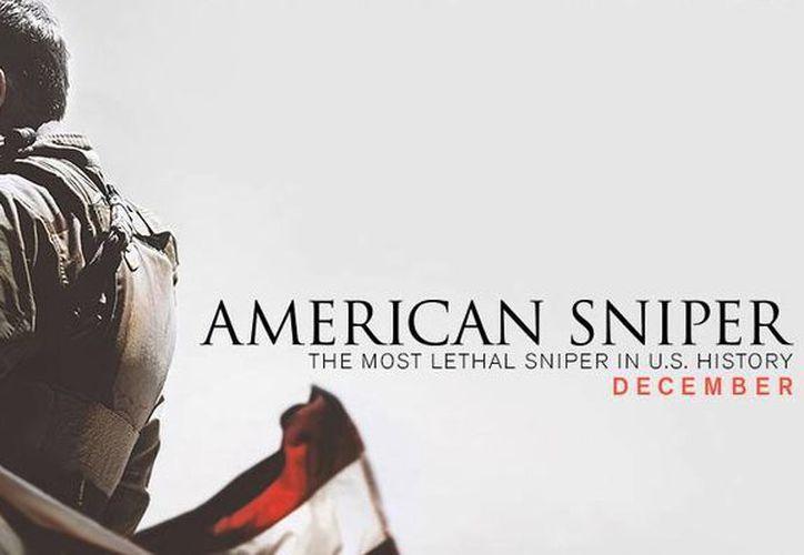 American Sniper logró un nuevo récord: 31.9 millones de dólares. (latinpost.com)