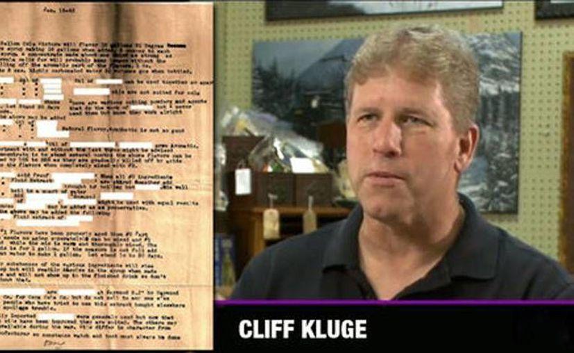 Kluge puso la hoja en cuestión a subasta en el sitio e-Bay. (teinteresa.es)