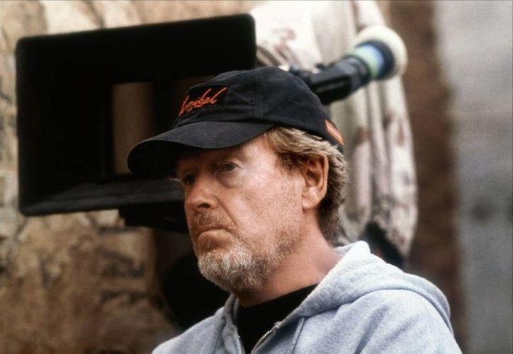 Riddley Scott dirigió Gladiator, que ganó el Oscar a la mejor película en el año 2000. (www.accionycine.blogspot.com/Archivo)