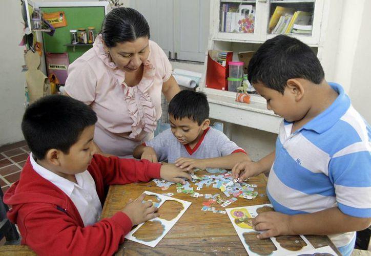 Más de 100 escuelas de Yucatán se beneficiarán con el programa de las USAER. (SIPSE)