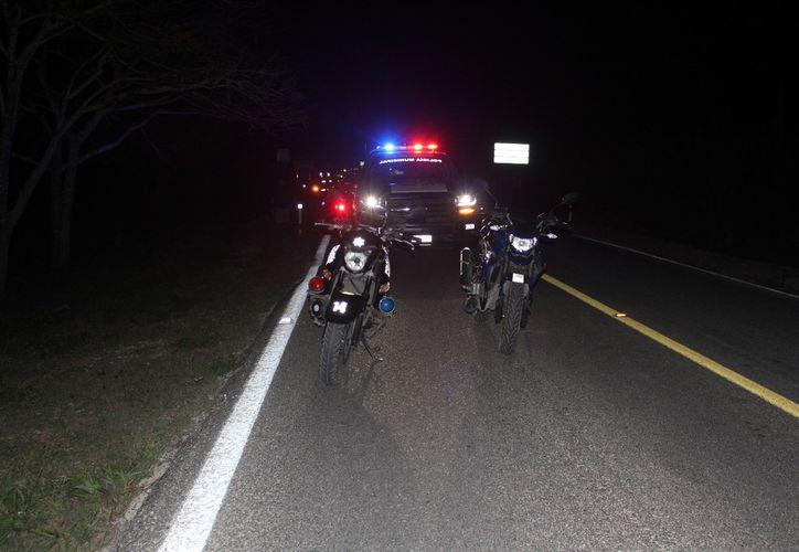 Seguridad Pública realiza operativos nocturnos. (Foto: SIPSE)