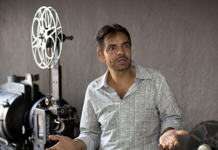 Eugenio Derbez y Anna Faris iniciarán la filmación de la nueva película en el próximo mes de mayo.(Archivo/Notimex)