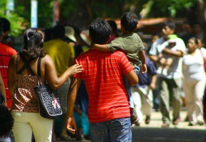 Los cinco tribunales en Yucatán en materia de juicios orales de lo familiar reciben diariamente entre 25 y 30 demandas. (Milenio Novedades)