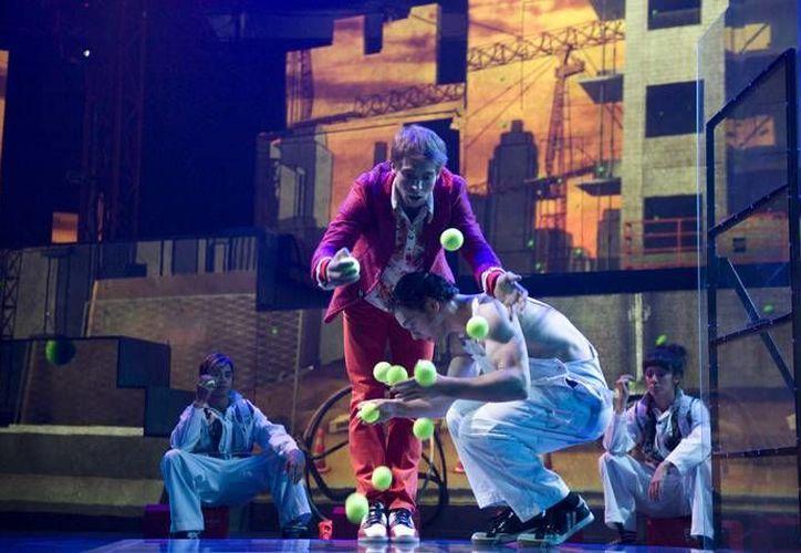 Cirque Éloize ID tendrá una temporada en Cancún desde el 22 de diciembre hasta el 3 de enero. (Contexto/Internet)
