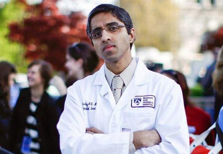 Vivek Murthy, nacido en Gran Bretaña, es la nueva máxima autoridad sanitaria de Estados Unidos. (slate.com)