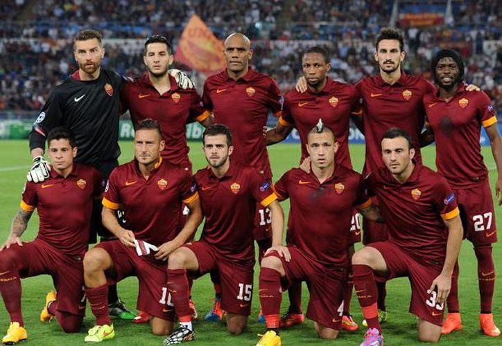 La Associazione Sportiva Roma es un club de fútbol de Italia, con sede en el estadio Olímpico. (Contexto/ Internet)