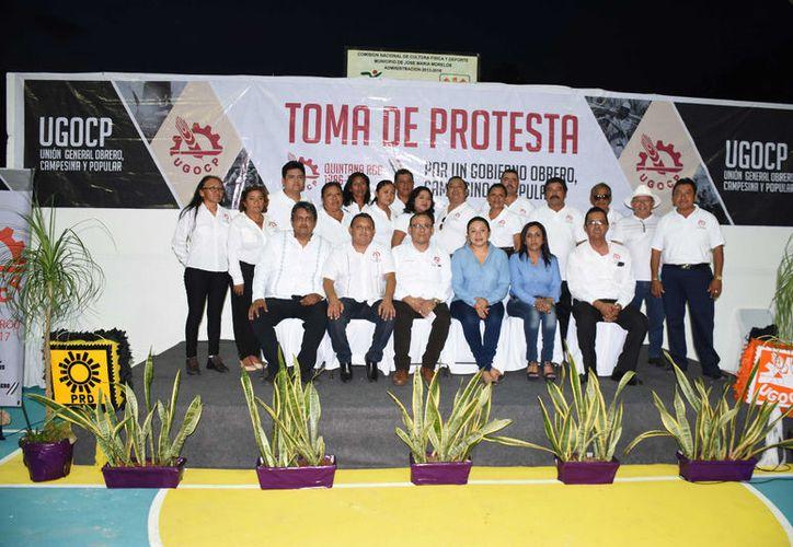 El evento se realizó en el domo del parque San Juan. (Alejandro Poot/SIPSE)