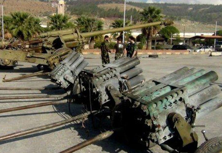 El molino atacado se ubicaba en la ciudad de Idlib. (Agencias)