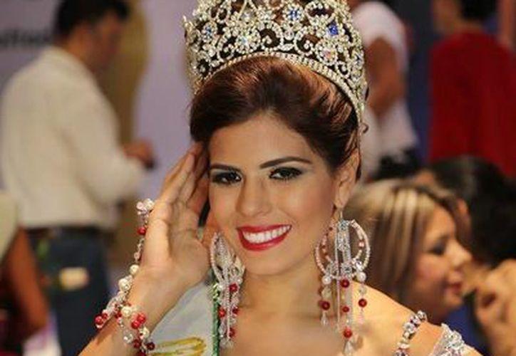 La corona de la candidata del año pasado será entregada a la nueva representante de México, que viajará Viena, Austria. (Contexto/Internet)