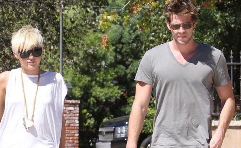 Los rumores del distanciamiento entre Miley y Liam comenzaron hace algún tiempo. (foxnews.com)